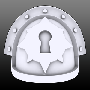 Keyhole Star Veteran Shoulderpads