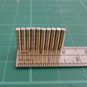 50x D2mm T2mm