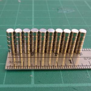 50x D3mm T2mm