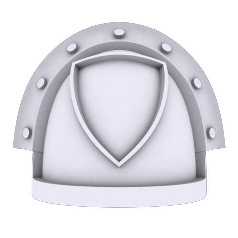 Mastercraft shield vector